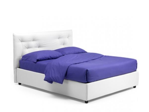 Κρεβάτι GALAXY με 8 casual ραφές και μαλακό κεφαλάρι
