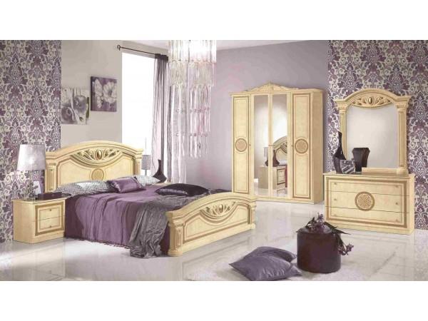 Κλασικό Υπνοδωμάτιο GIULIA IVORY