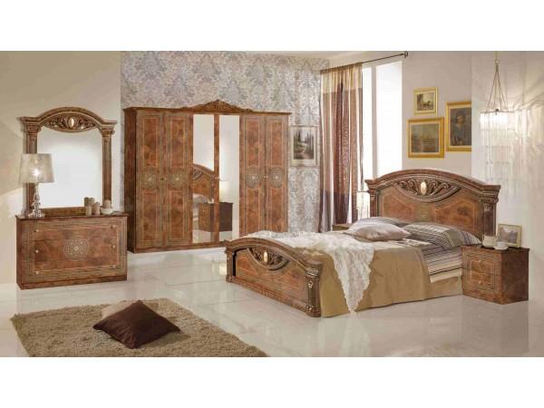 Κλασικό Υπνοδωμάτιο GIULIA NOCE