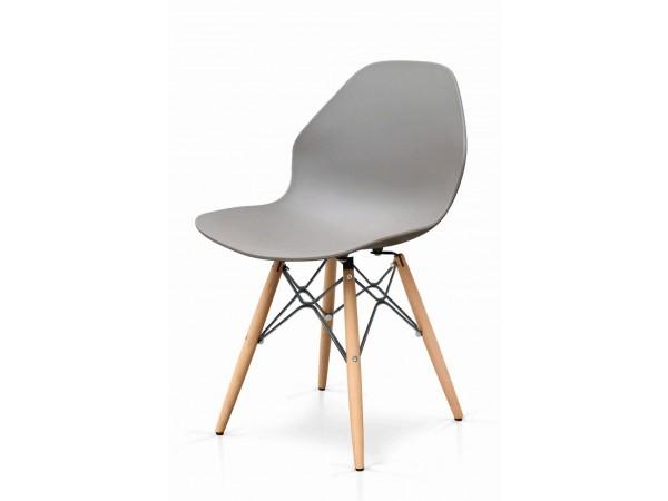 Καρέκλα Grigio Caldo Sopra 54x46x80 εκ