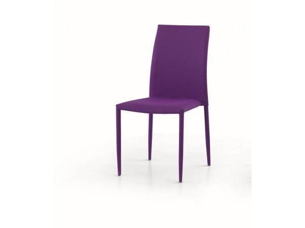 Καρέκλα Purple modern style