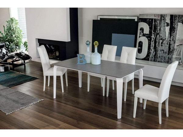 Τραπέζι MAGELLANO με 3 θέσεις επέκτασης