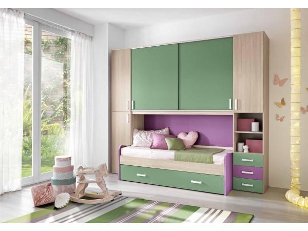 Παιδικό δωμάτιο Omnia 014