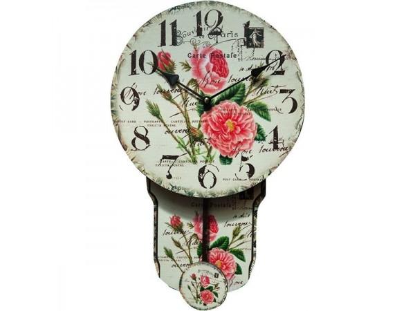 Ρολόι Τοίχου DELICIOUS CAFFE