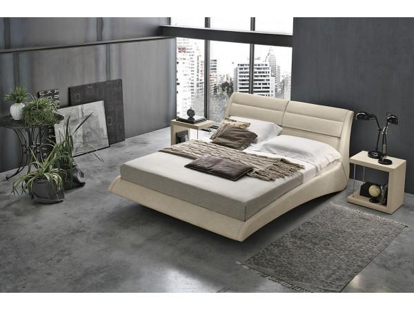 Κρεβάτι PONZA με soft-touch
