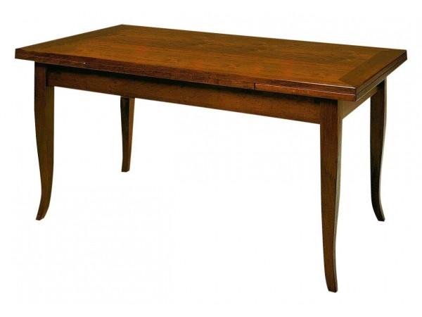 Τραπέζι Επεκτεινόμενο Ξύλινο Rentangolare Multi Classical Collection σε 7 διαστάσεις