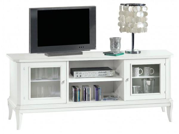 'Επιπλο τηλεόρασης Retro Line Glass 164x46x64 εκ.