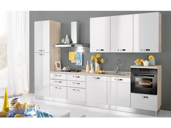 Έπιπλα Κουζίνας Sara Λάκα 360