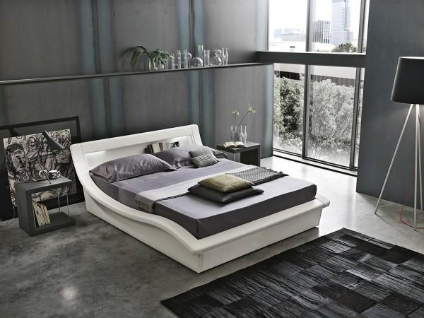 Κρεβάτι SARDEGNA με soft-touch