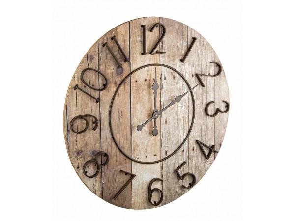 Ρολόι Τοίχου WOOD