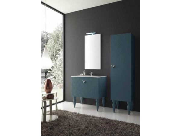 Έπιπλο Μπάνιου COCO Blu polvere