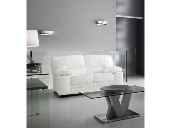 Καναπές κρεβάτι Διθέσιος TERRY με οικολογικό δέρμα 160x90x90 εκ.