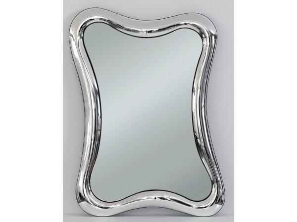 Καθρέφτης μεταλλικός modern style 75x110 εκ.