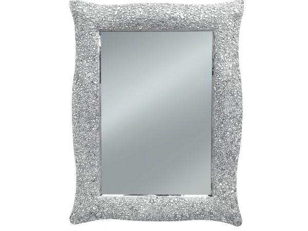 Καθρέφτης μεταλλικός modern style 65x85 εκ.