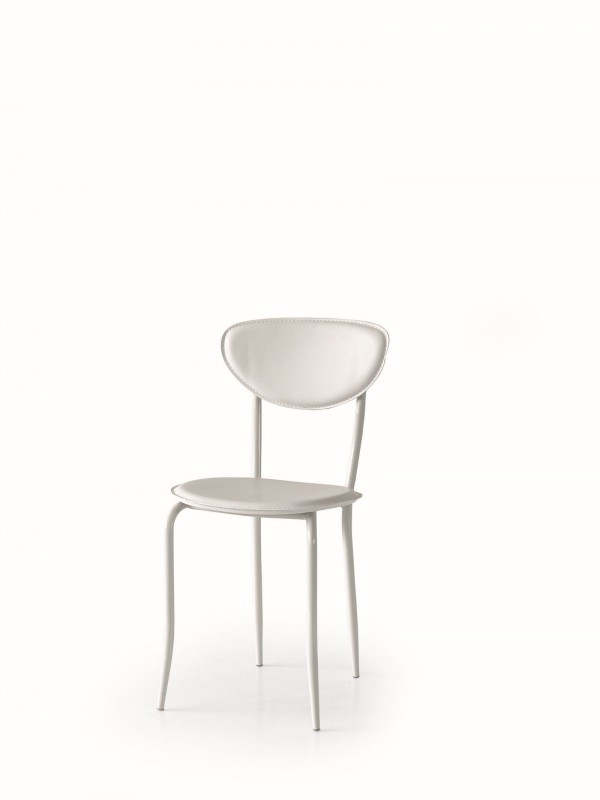 Καρέκλα κουζίνας white modern collection
