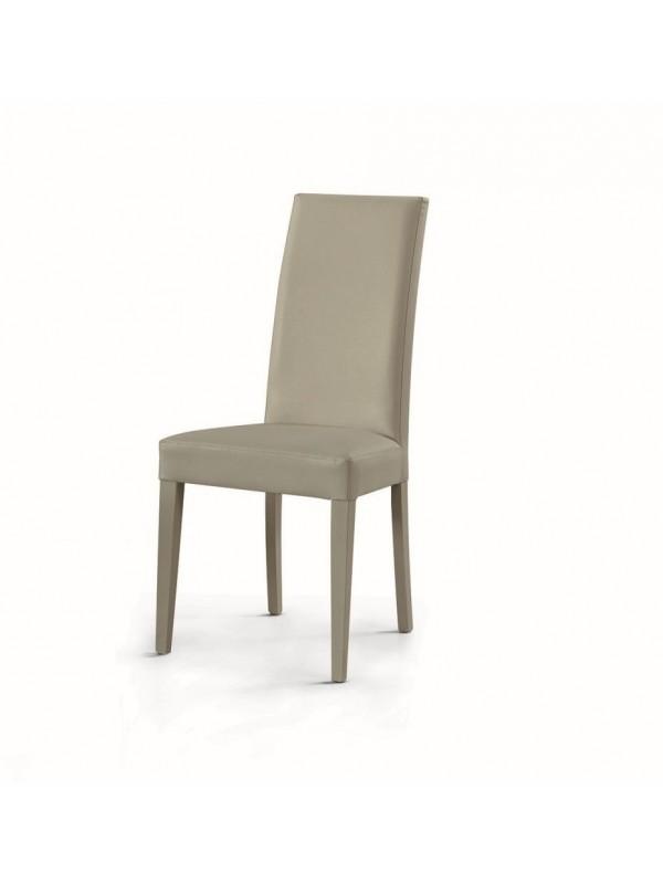 Καρέκλα Taupe ντυμένη