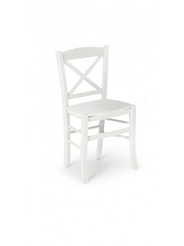 Καρέκλα Sedile White X